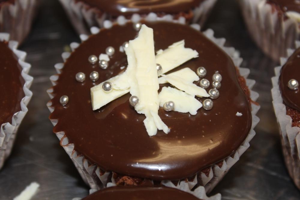 Chocolately Chocolate Cake