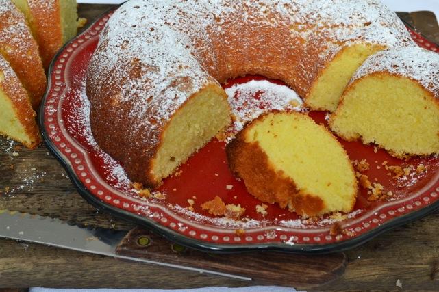 Sugar 'n Spice - Semolina Cake