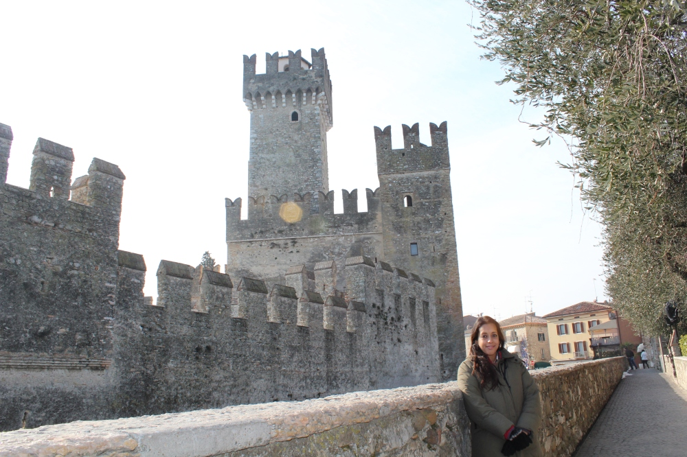 Castles and more castles in Sermione!