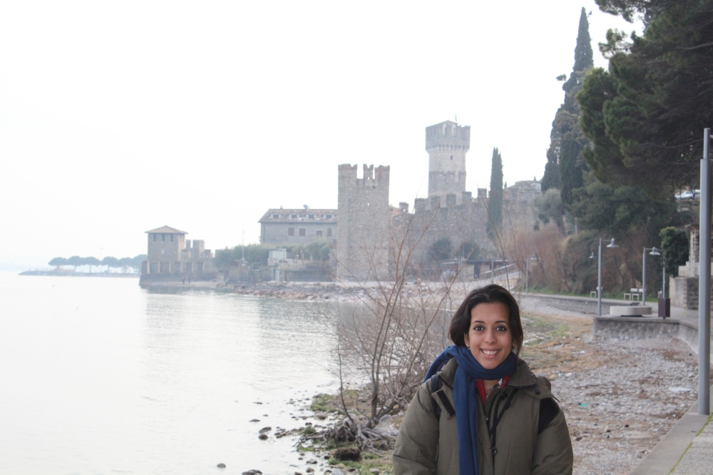 A scenic walk around Sermione