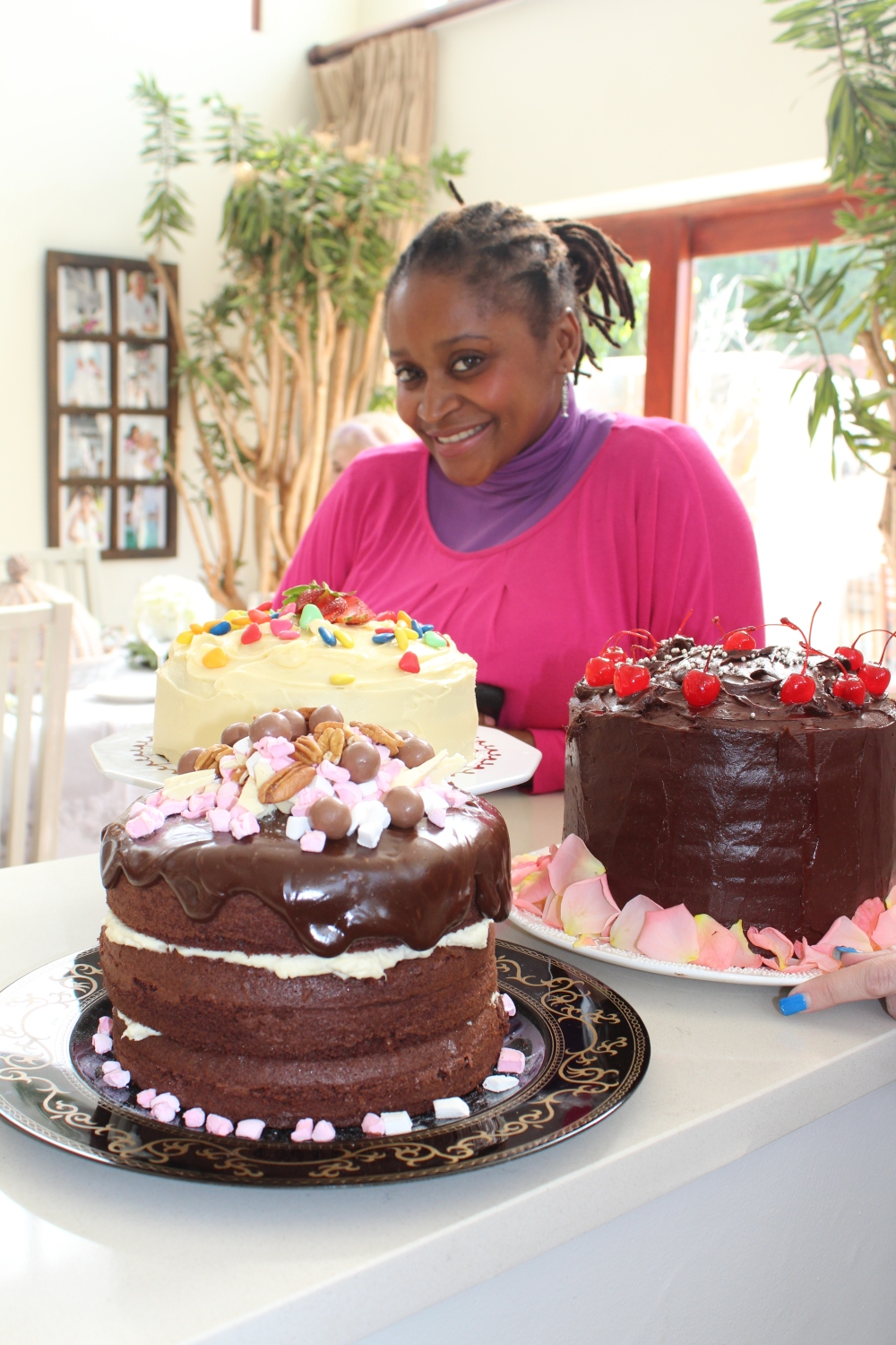 Mokgadi Itsweng - True Love's Food Editor
