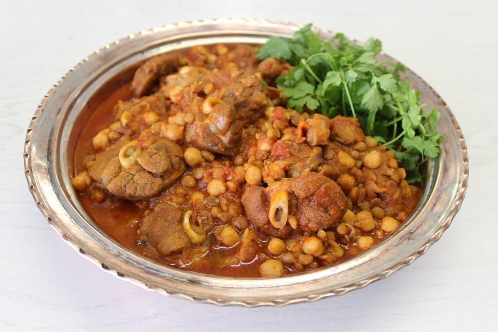 Sugar 'n Spice - Moroccan Lamb