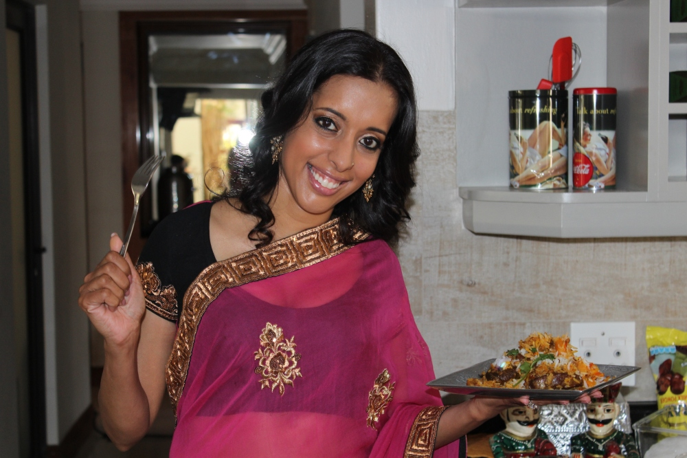 Yudhika Sujanani on Sugar n Spice - The Home Channel
