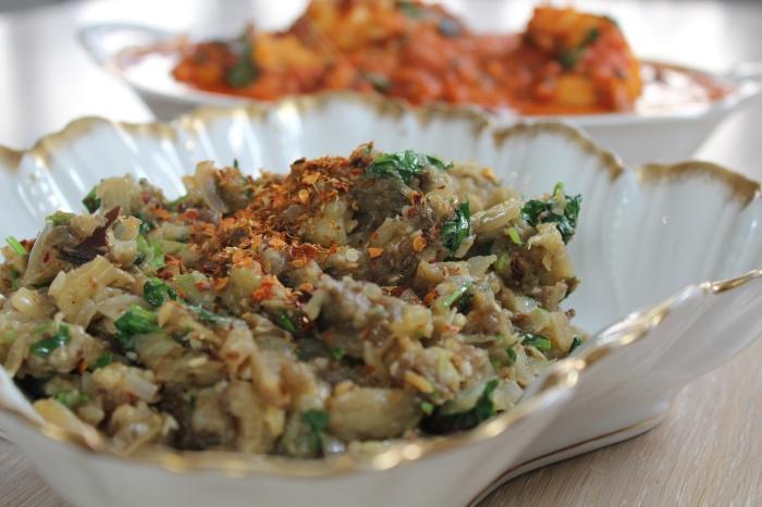 Sugar 'n Spice – Baba Ghanoush Recipe | yudhikayumyum