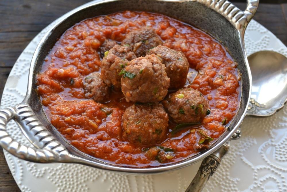 Yudhika's Lamb Meatballs or Koftas