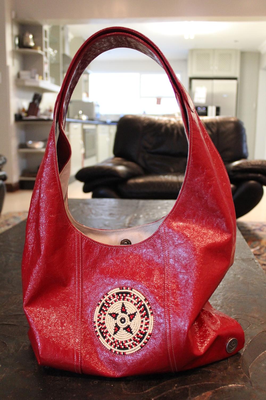 African Queen Handbag...