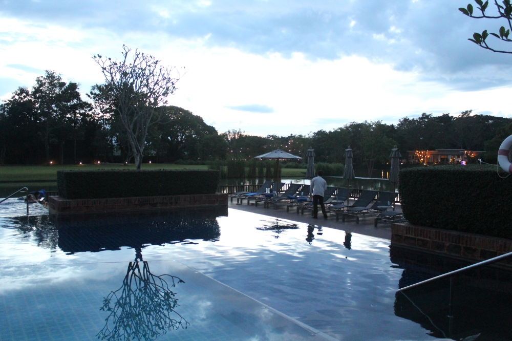 A little piece of heaven...Le Meridien, Chiang Rai...