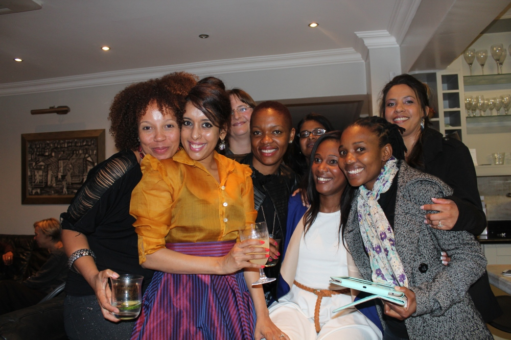 The girls...Cohort 7 GIBS Goldman Sachs Scholarship Programme 2013!