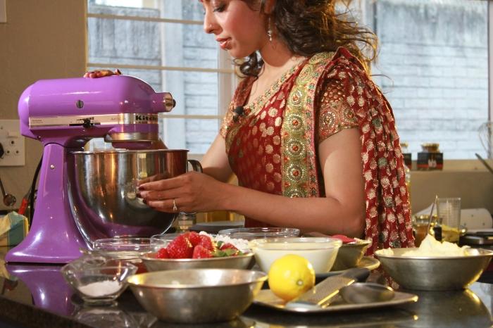 Some KitchenAid love....with Yudhika Sujanani