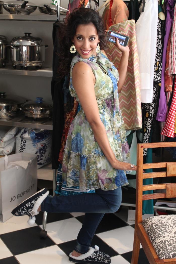 Behind the scenes on SABC 2's Mela