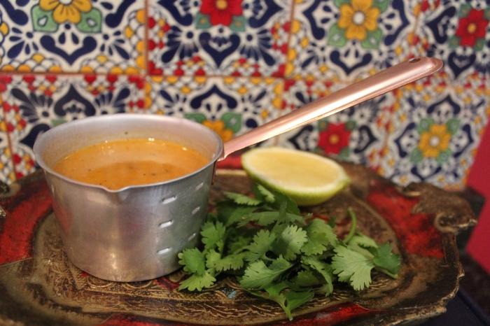Turkey gravy by Yudhika Sujanani