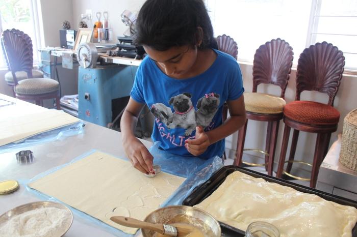 Tanvi Sujanani....the pastry princess!
