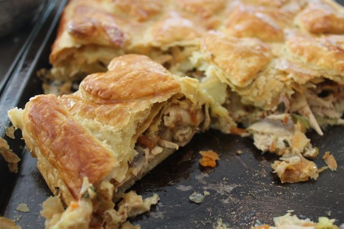 Turkey Pie....by Yudhika Sujanani