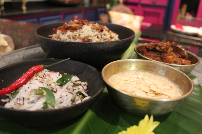 Perfect for Pongal or anytime of year....Yudhika prepares payasam on Mela