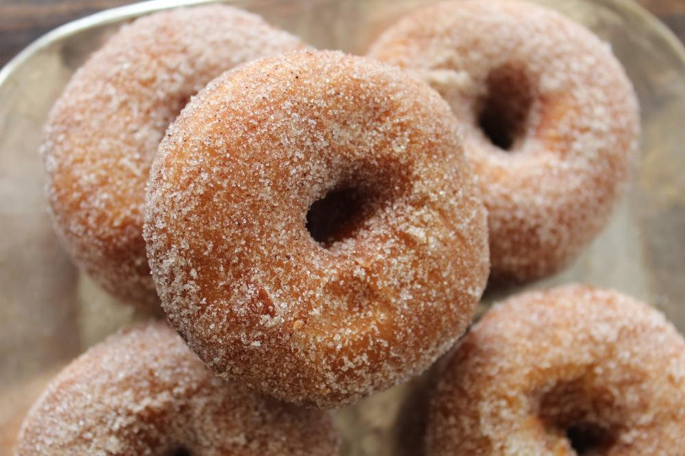 Just Doughnuts by Yudhika Sujanani