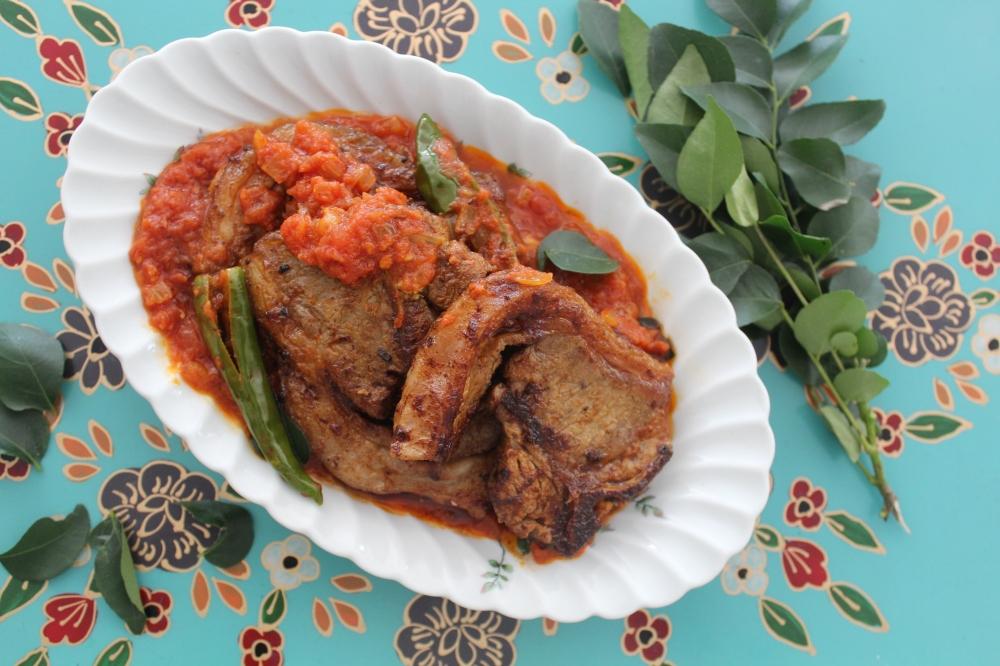 Chop Chutney by Yudhika Sujanani