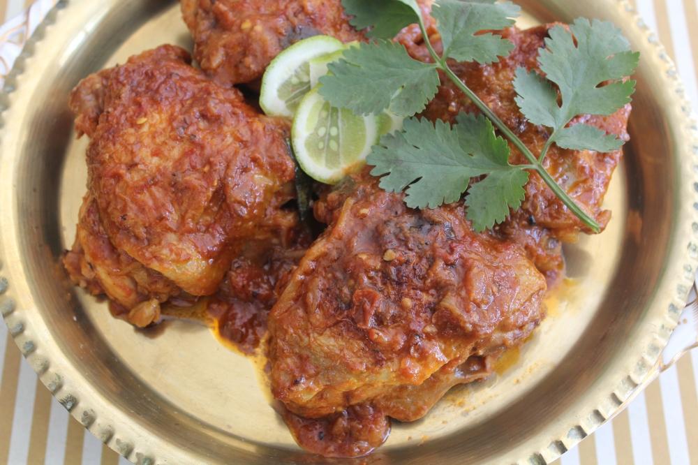 Yudhika's Masala Chicken Casserole....