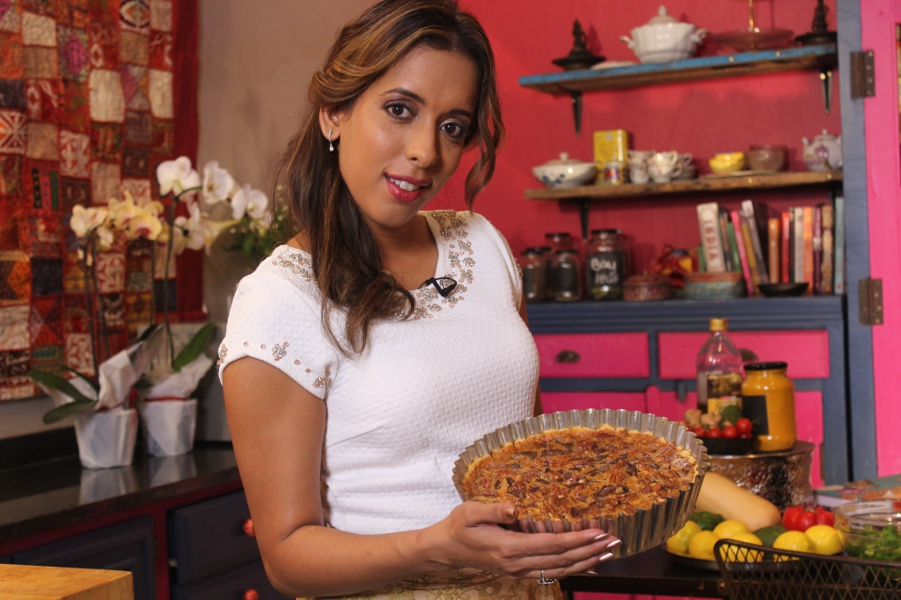Sugar & Spice with Yudhika Sujanani on DSTV's Home Channel 176